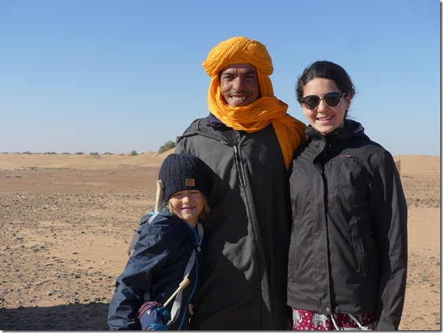 Vallée du Draa - Mhamid- Mbark desert camp (192)