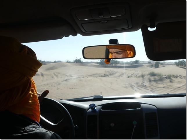 Vallée du Draa - Mhamid- Mbark desert camp (195)