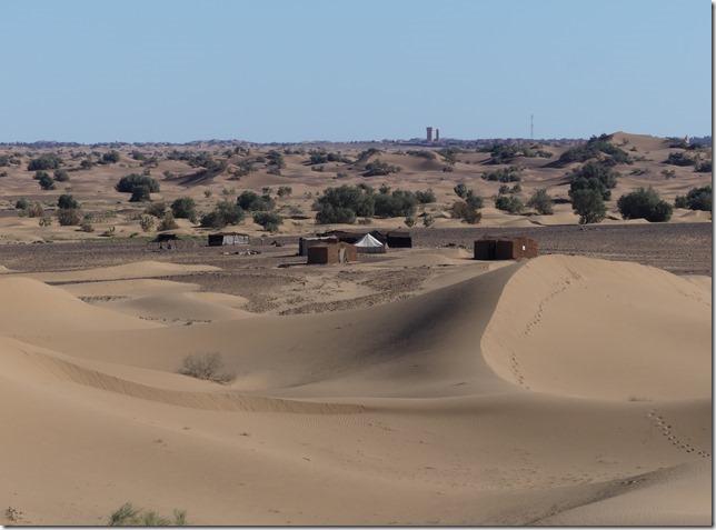 Vallée du Draa - Mhamid- Mbark desert camp (50)