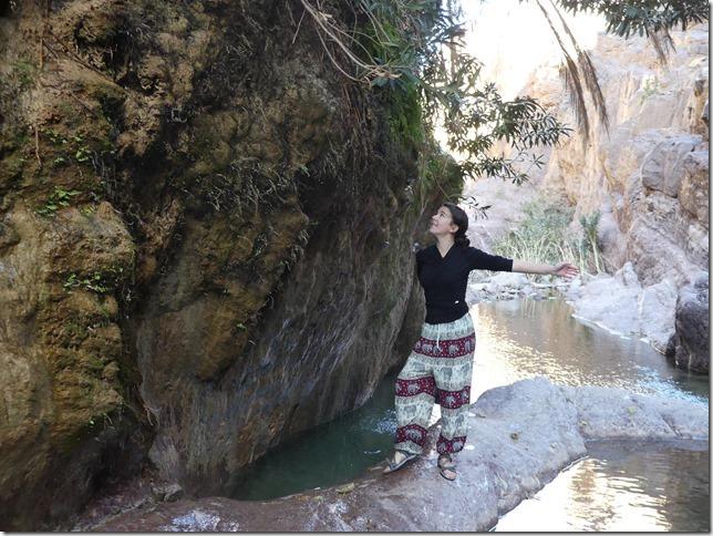 Vallée du Draa-cascade (11)