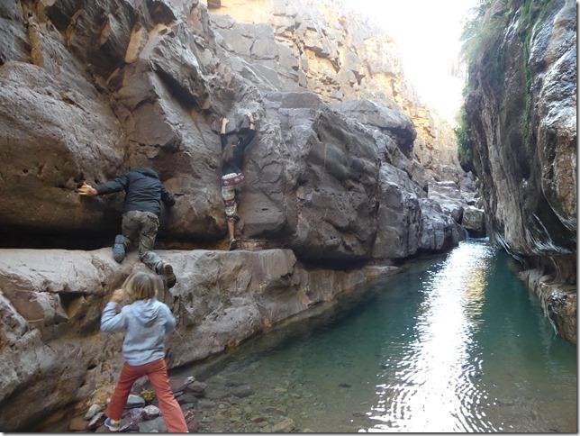 Vallée du Draa-cascade (5)