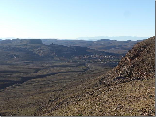 Vallée du Draa - sur la route (1)
