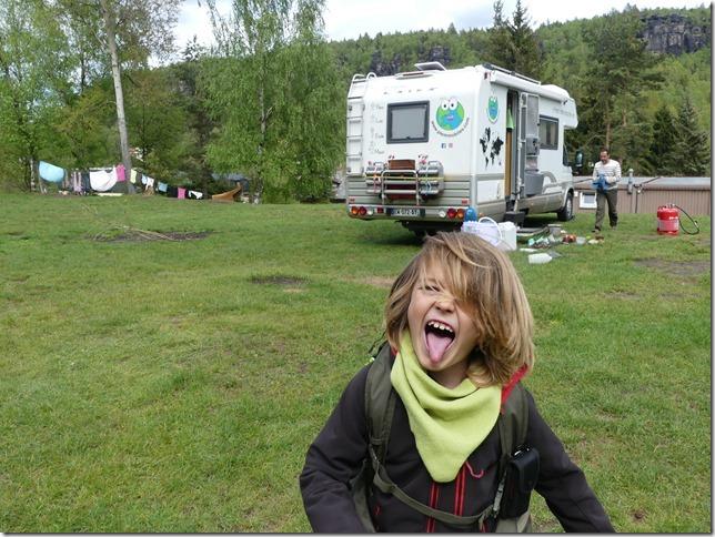 Parc de la Suisse Bohémienne - camping (2)