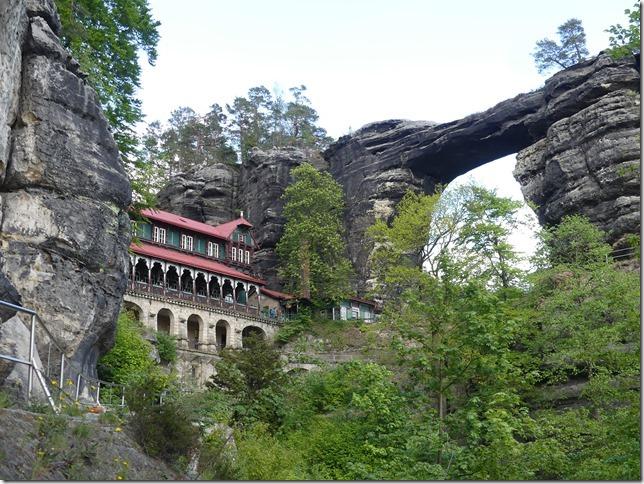 Parc de la Suisse Bohémienne - Pravcicka brana (3)