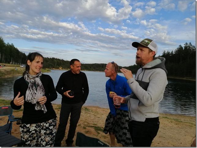 Lac Ikskile entre voyageurs (23)