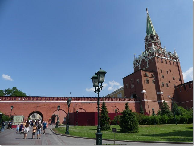 Moscou - kremlin