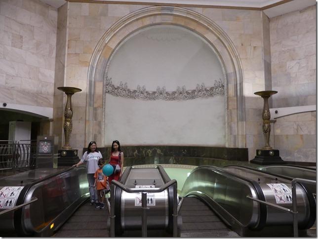 Moscou métro (28)