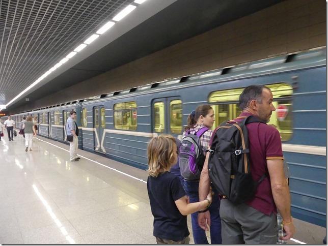 Moscou métro (2)