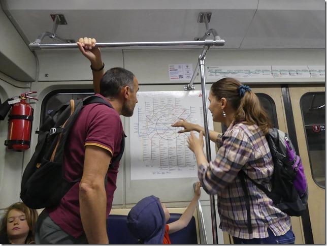 Moscou métro (3)