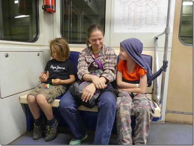 Moscou métro (5)