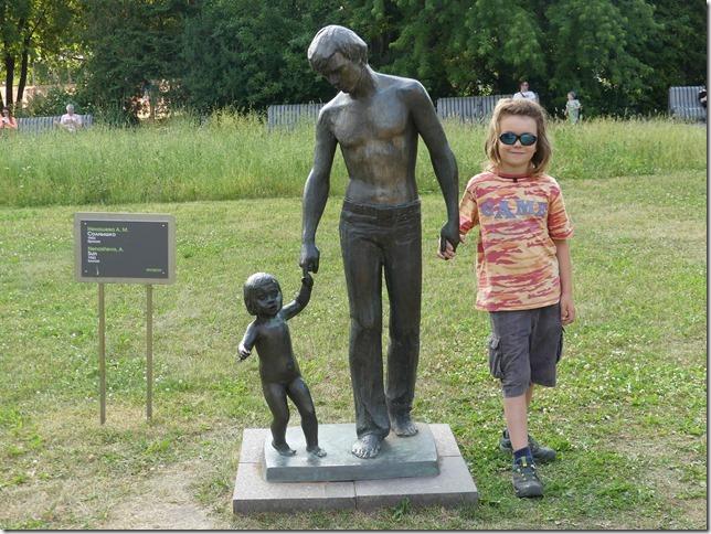 Moscou - Parc des statues (6)