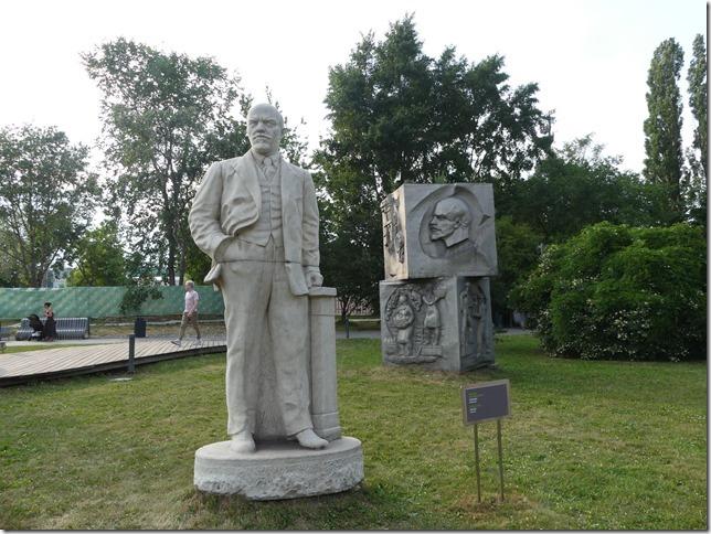 Moscou - Parc des statues (7)