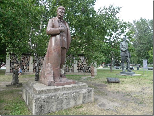 Moscou - Parc des statues (9)