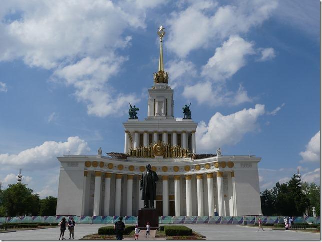 Moscou - Parc VDNKH (8)