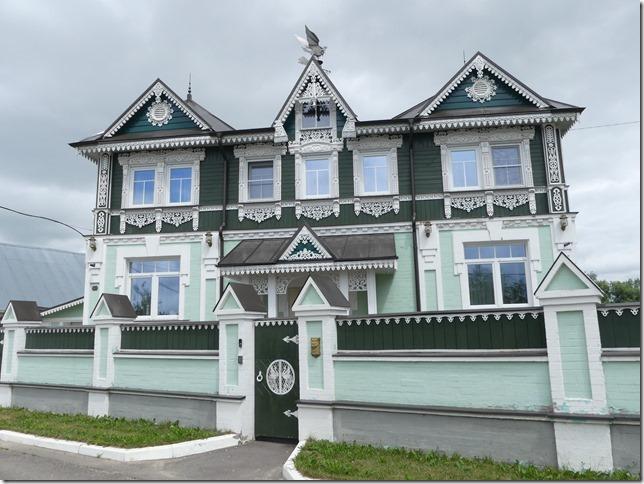 Souzdal - Maisons russes (3)