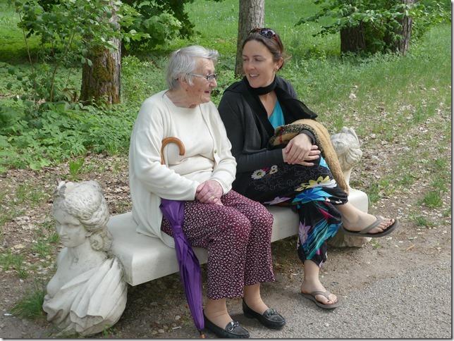 Trakai avec Susanne (2)