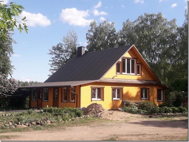 Trakai - retour chez Susanne (1)