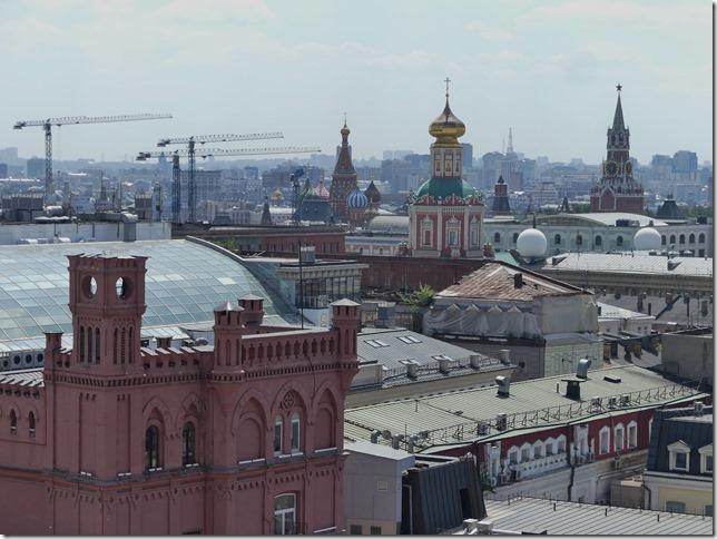 Vue sur Moscou (1)