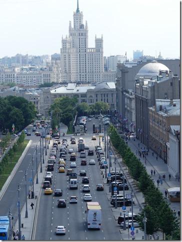 Vue sur Moscou (6)