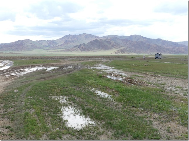 Altaï - piste A2