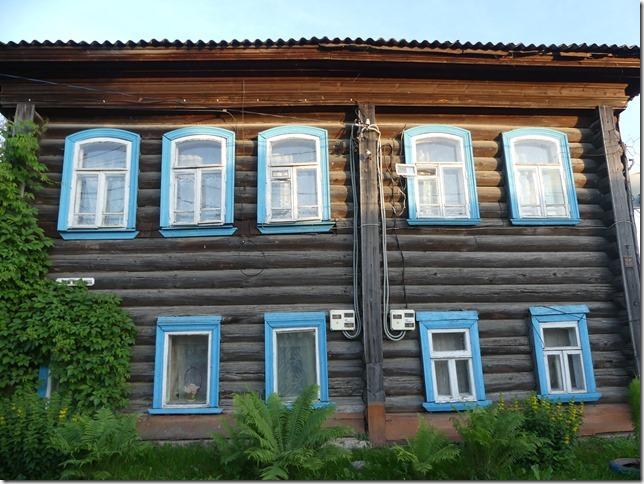 Anneau d'or - Pereslavl Zalesski- maisons russes (14)