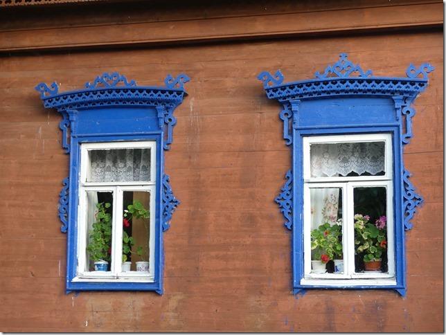Anneau d'or - Pereslavl Zalesski- maisons russes (17)