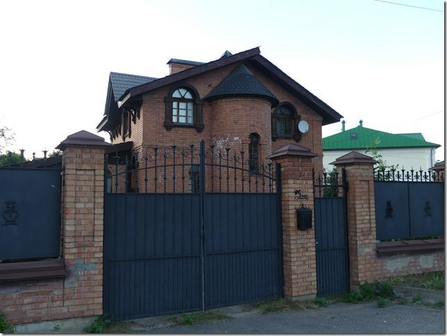 Anneau d'or - Pereslavl Zalesski- maisons russes (18)