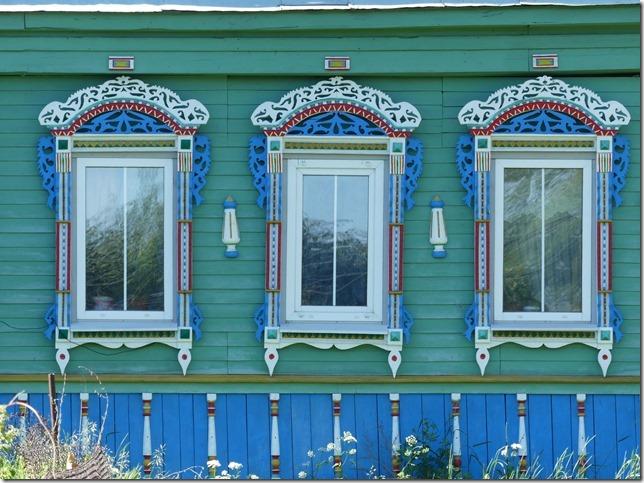 Anneau d'or - Pereslavl Zalesski- maisons russes (26)