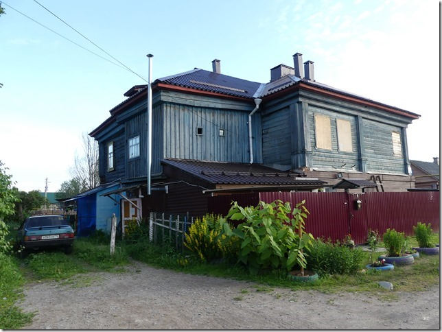 Anneau d'or - Pereslavl Zalesski- maisons russes (5)