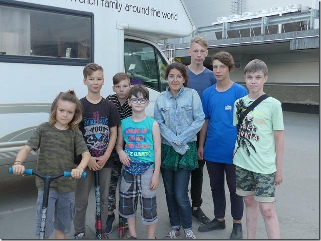 Barnaul -rencontre enfants