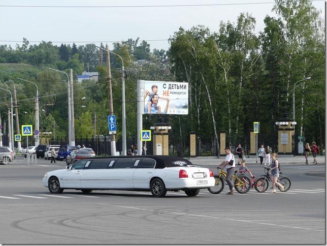 Barnaul - voiture