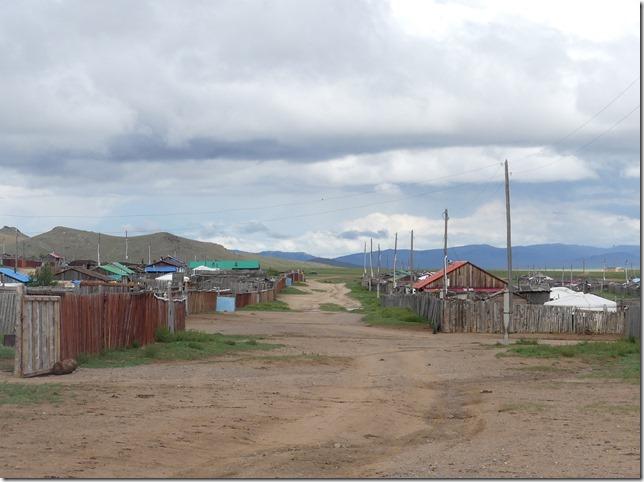 De Naranbulag à Songino - Itinéraire T3 (150)