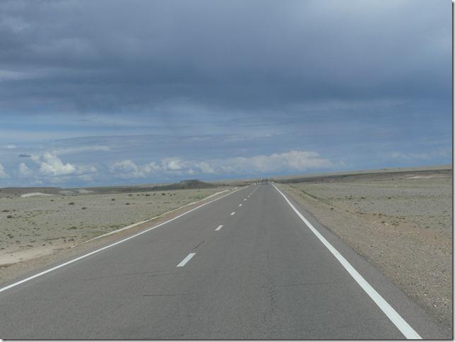 De Naranbulag à Songino - Itinéraire T3 (1)