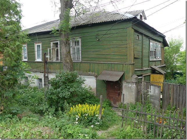 Maisons russes