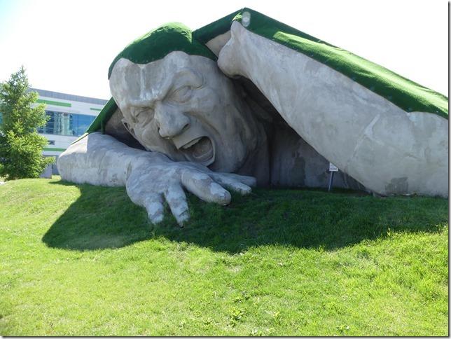 Nizhny Novgorod  - statue