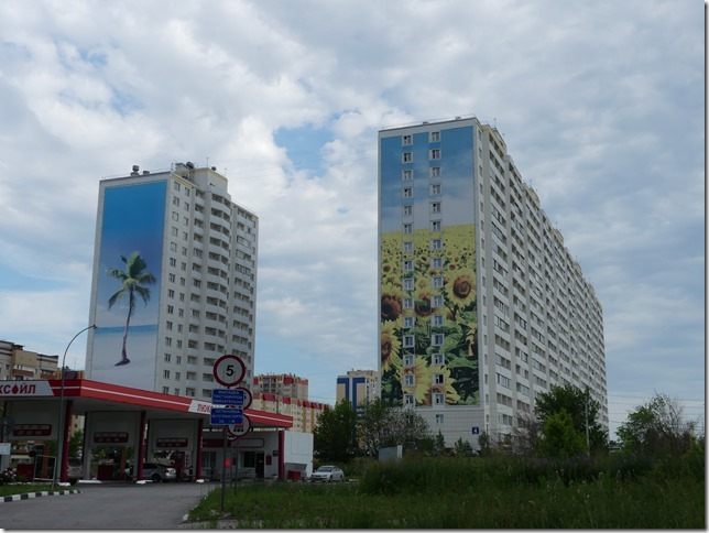Novossibirsk - immeubles russes (1)
