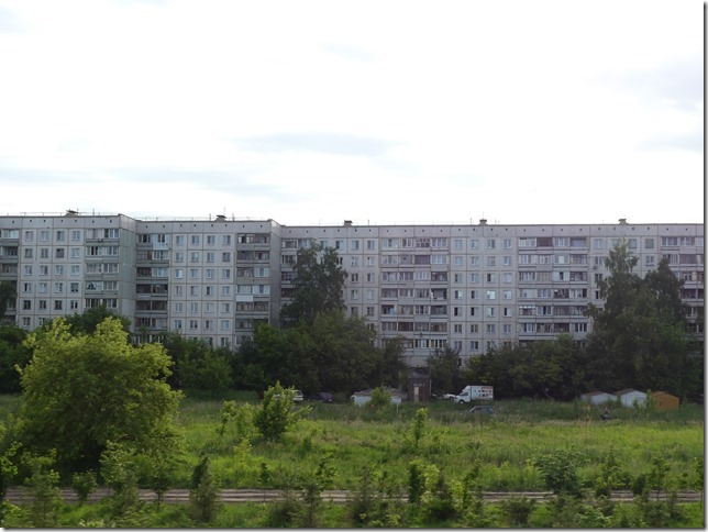 Novossibirsk - immeubles russes (4)