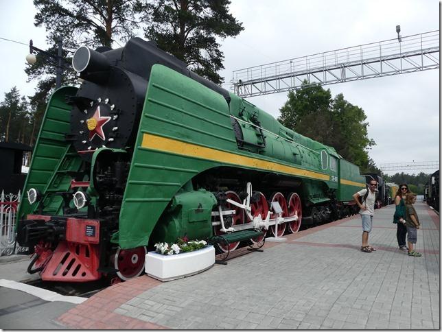 Novossibirsk- musée du train (3)