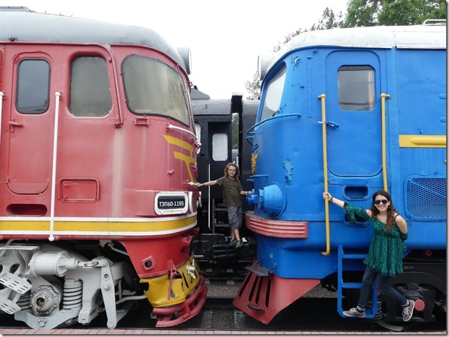 Novossibirsk- musée du train (49)