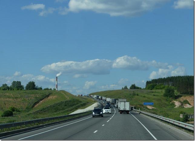 Route Novgorod - Yelabuga (2)