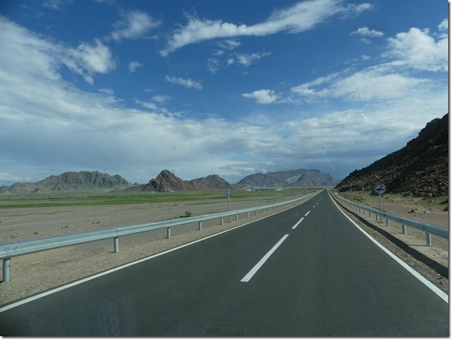 Route Olgi-Khovd (71)