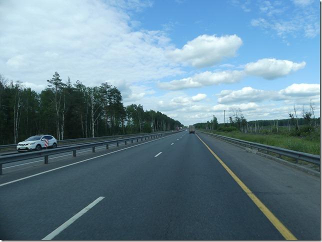 Route pour Nizhny Novgorod  (1)