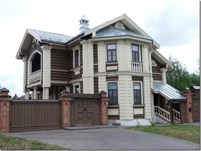 Souzdal - Maisons russes (1)