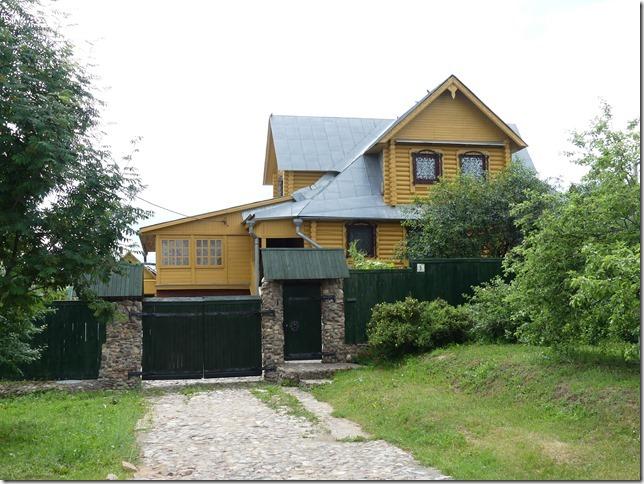 Souzdal - Maisons russes (4)