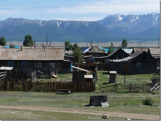 Sur la route - Altaï (120)