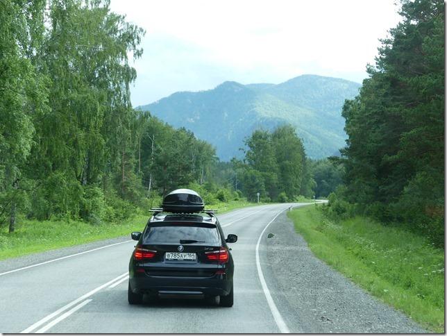 Sur la route - Altaï (12)