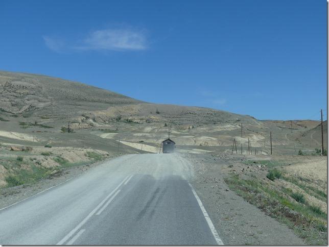 Sur la route - Altaï (132)