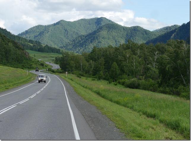 Sur la route - Altaï (35)