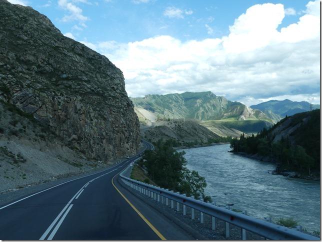 Sur la route - Altaï (80)