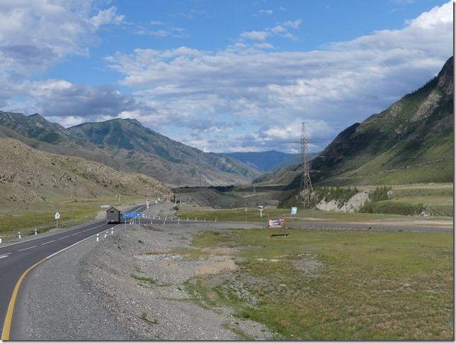 Sur la route - Altaï (82)
